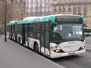 RATP_Orlybus_Denfert-Rochereau
